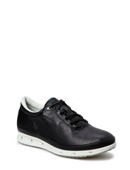 ECCO O2 LADIES - BLACK/WHITE