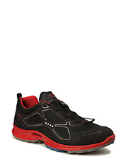 BIOM ULTRA MEN - BLACK/BLACK/TOMATO
