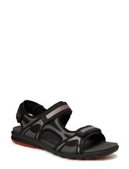 CRUISE MEN'S - BLACK/DARK SHADOW/PICANTE