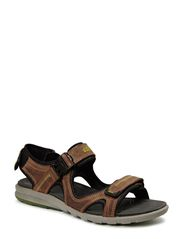 ECCO CRUISE MEN'S - COCOA BROWN