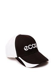 Golf Cap - BLACK/WHITE