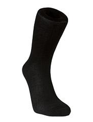Mens Business Sock Cotton - BLACK