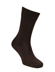Mens Business Sock Cotton - COFFEE