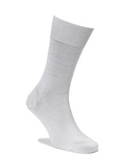 Premium Business Sock Cotton - WHITE