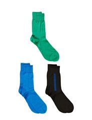 3-Pac Business Sock - MIX COLOR