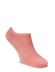 Cool Sneaker Sock - CORAL/OFF WHITE