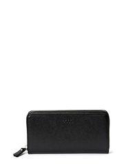 Belaga large ziparound wallet - BLACK