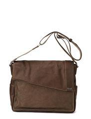 Bolton Messenger Bag - WARM GREY