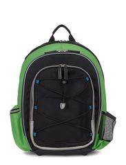 Back to School - BLACK/MEADOW GREEN