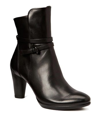 ECCO SCULPTURED 75 - BLACK