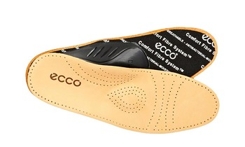 ECCO Premium Leather Footbed
