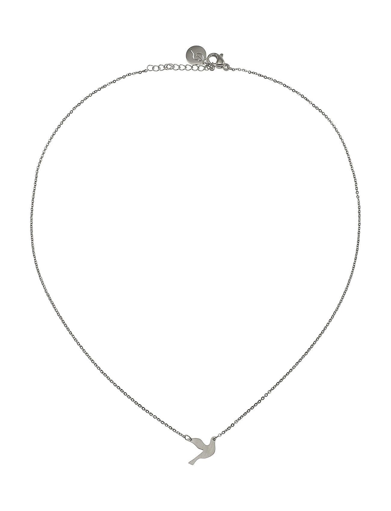 Dove Necklace Edblad Smykker til Damer i Stål
