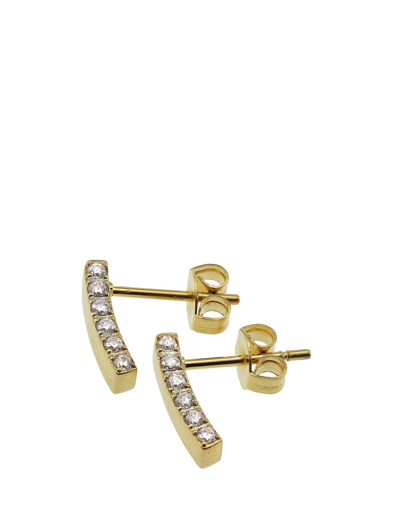 edblad – Line earrings fra boozt.com dk
