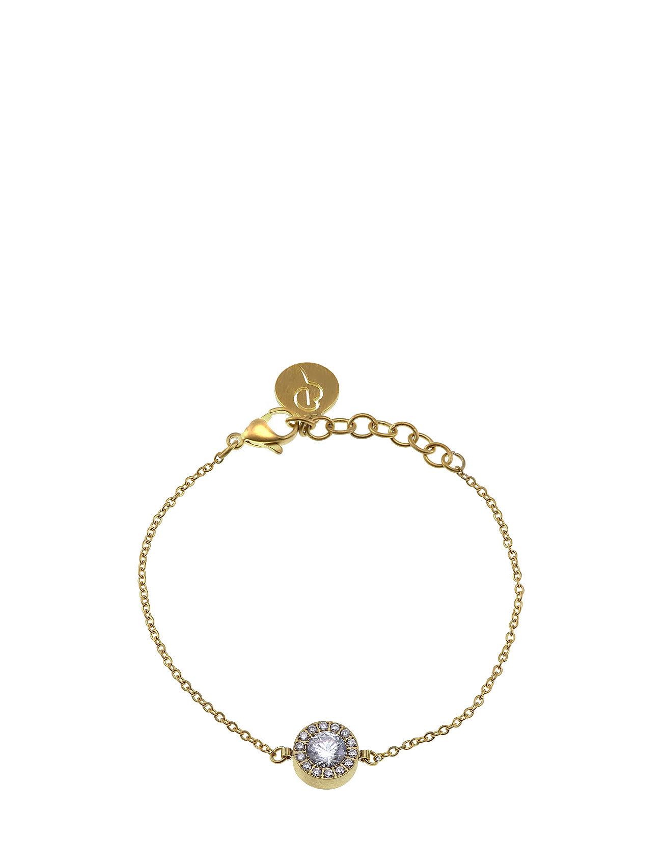 edblad Thassos bracelet gold fra boozt.com dk