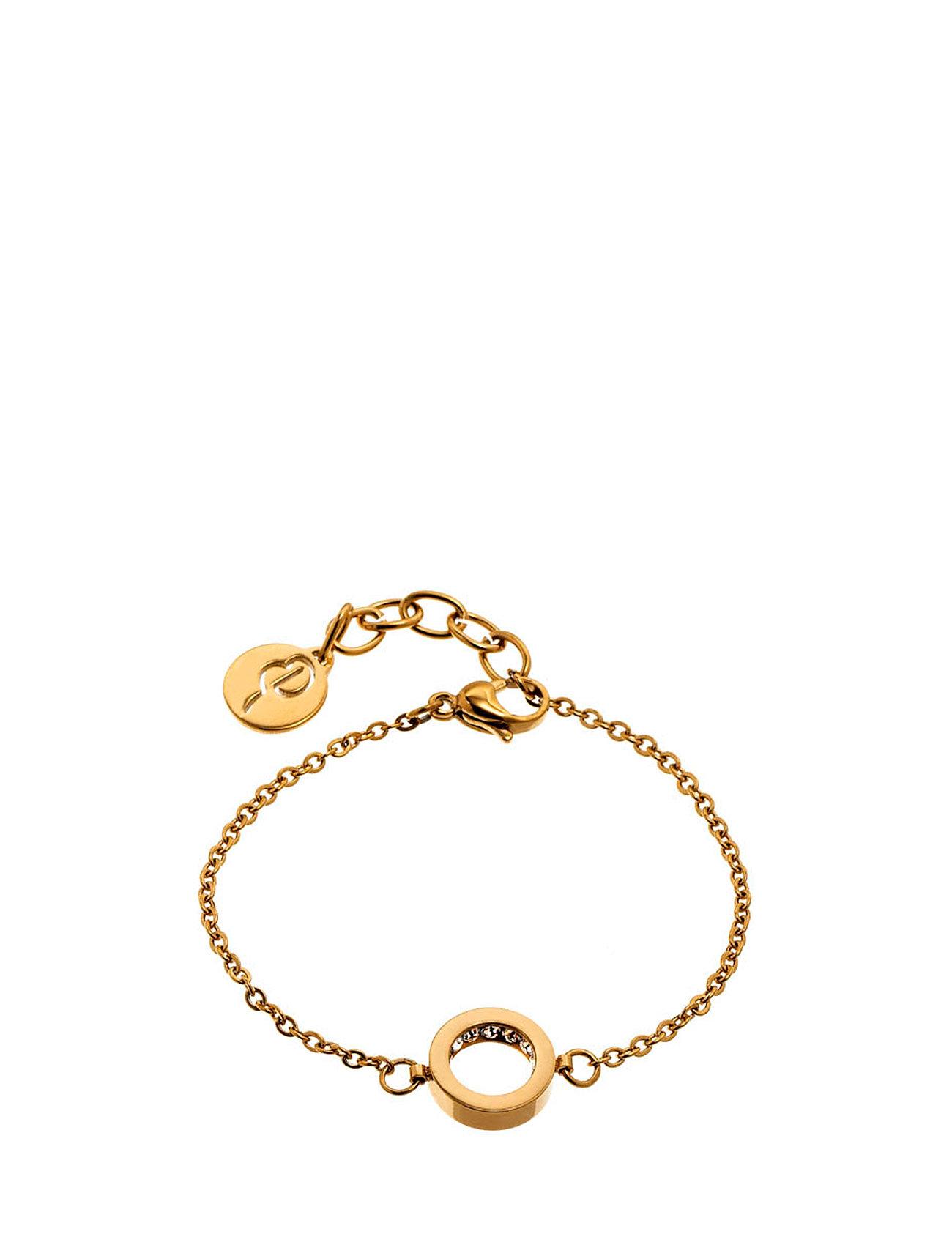 Monaco Bracelet Thin Edblad Accessories til Kvinder i Guld