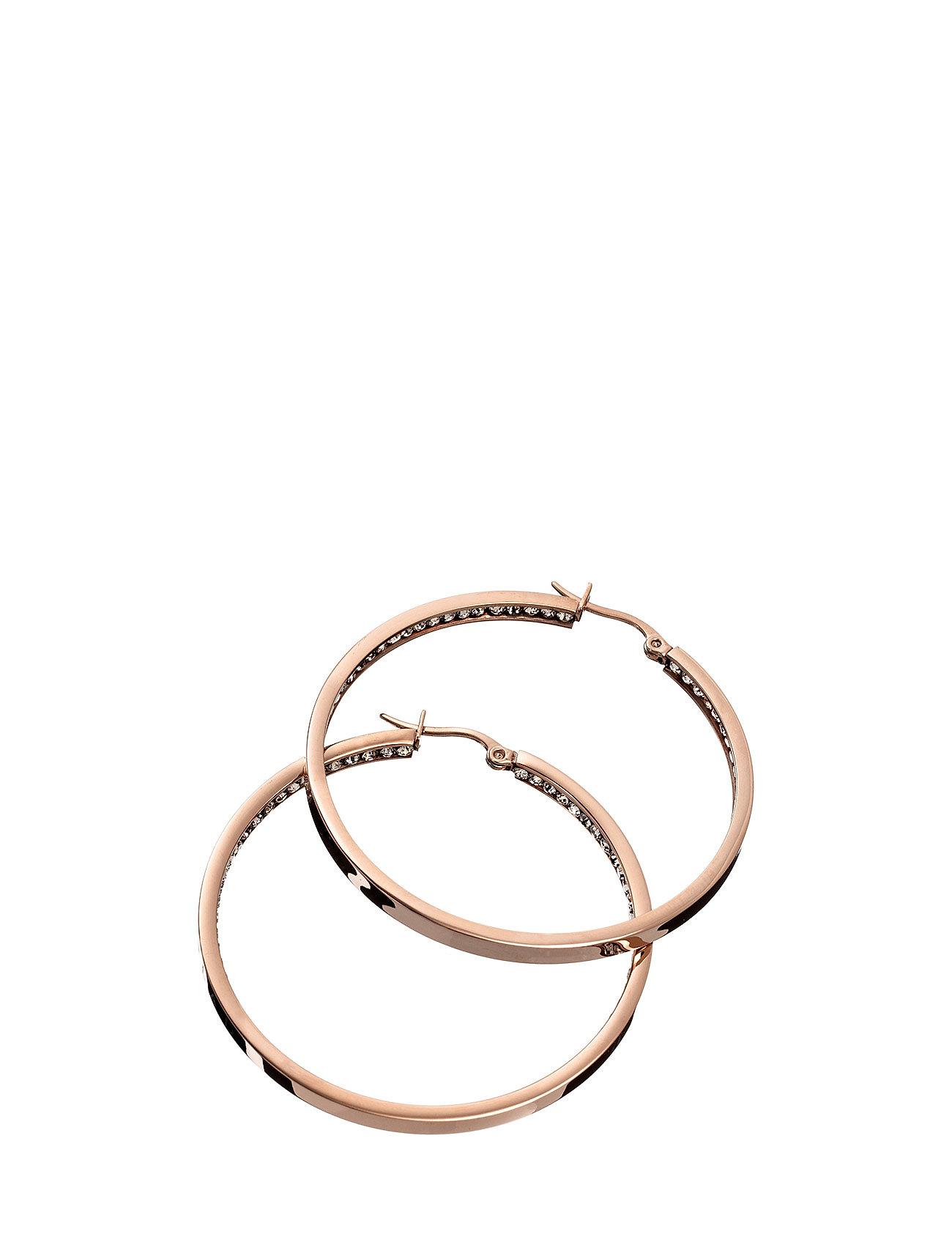 Monaco Earrings Large Edblad Smykker til Kvinder i