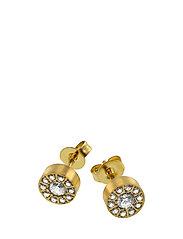 Thassos Studs Mini Gold - GOLD