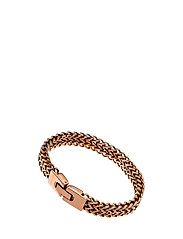 Lee Bracelet Two Rows - ROSE GOLD