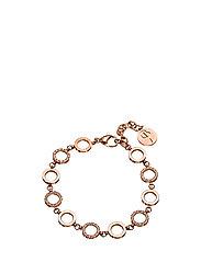Glow Bracelet Mini Multi - ROSE GOLD