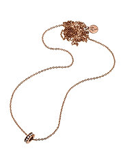 Isa necklace - ROSE GOLD