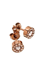 Thassos Studs Mini - ROSE GOLD