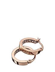 Monaco Earrings mini - ROSE GOLD