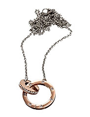 Ida necklace long - ROSE GOLD