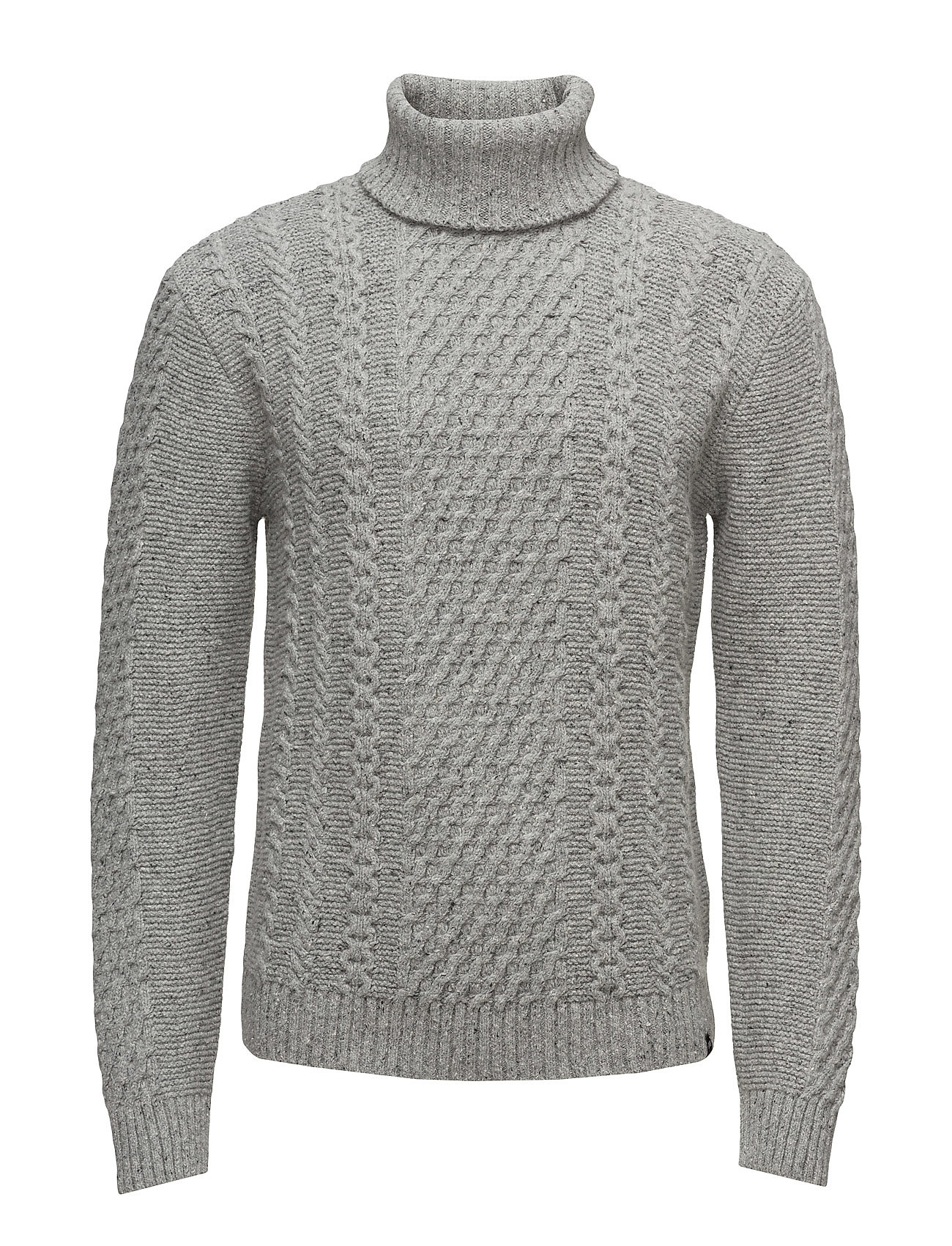 United Rollneck Sweater Edwin Højhalsede til Herrer i