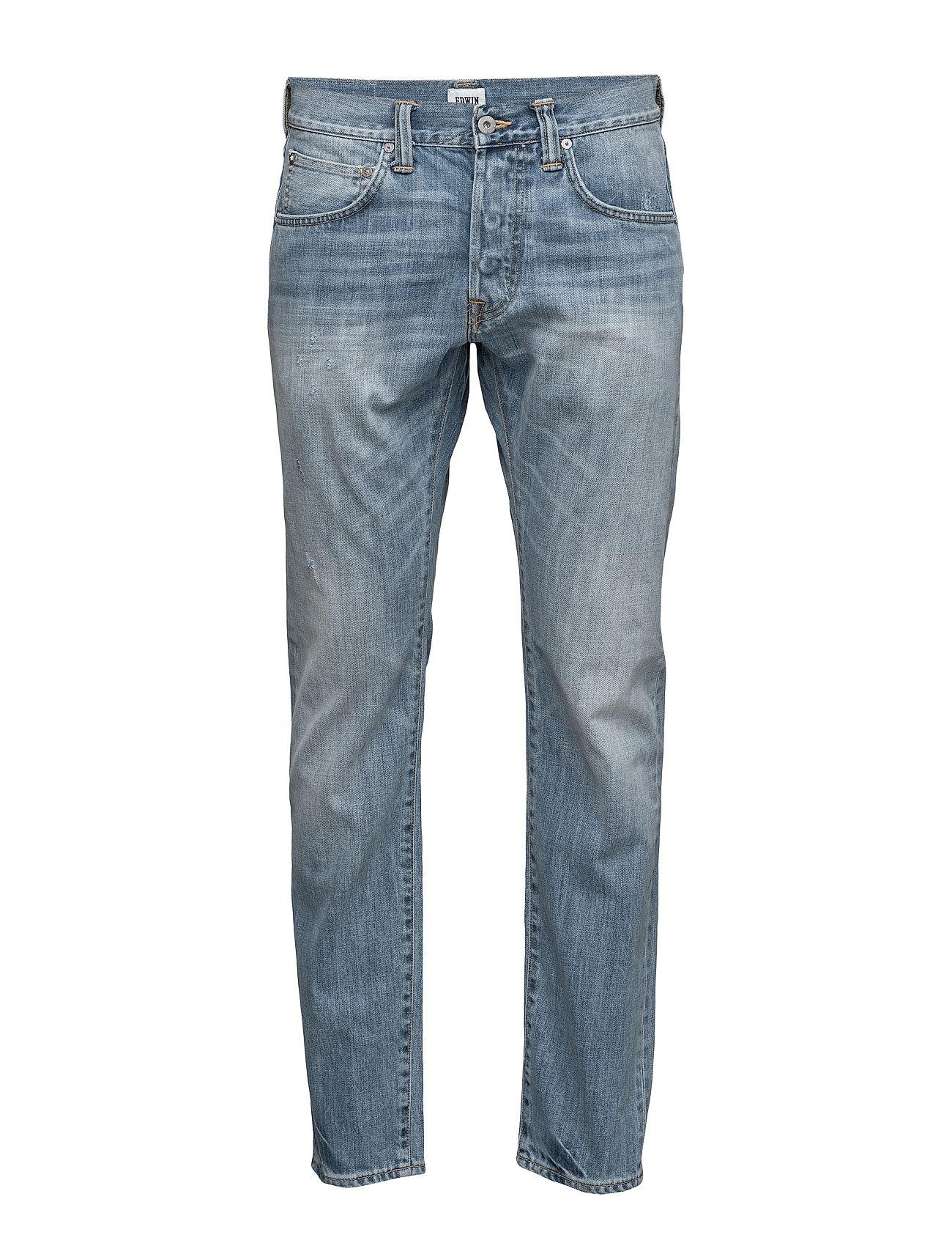 Ed-55 regular tapered jeans fra edwin på boozt.com dk