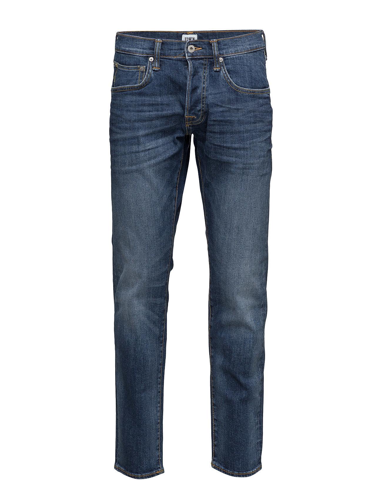 edwin Ed-55 regular tapered jeans fra boozt.com dk