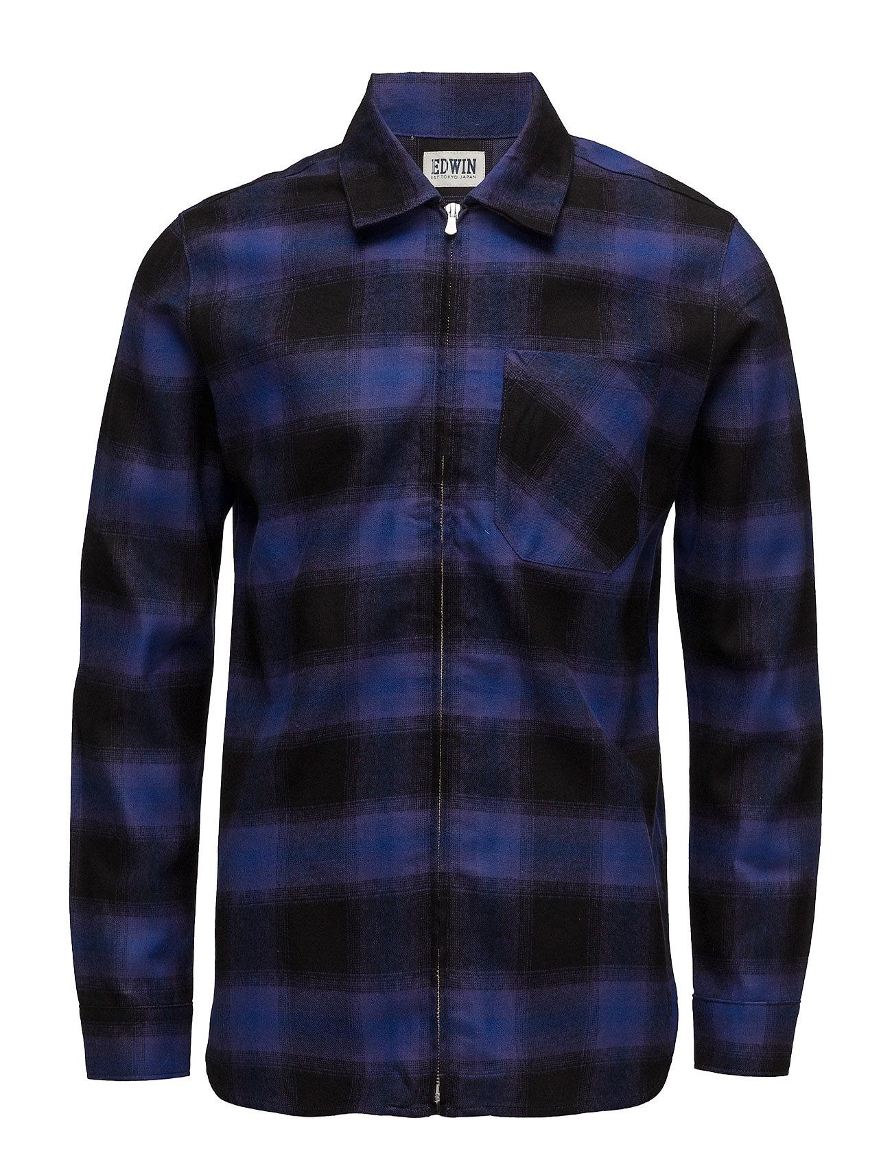 Demo zip shirt fra edwin på boozt.com dk