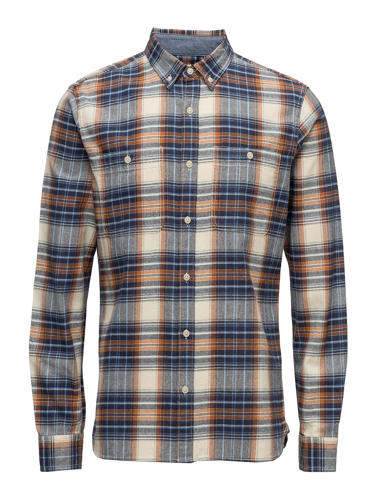 Tripple 10 check shirt fra edwin på boozt.com dk