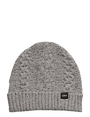 United Beanie - GREY MARL