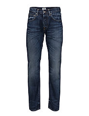 ED-55 Regular Tapered Jeans - BLUE CONTRAST CLEAN WASH