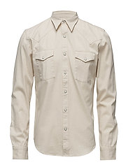 Memphis Shirt - NATURAL
