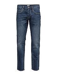 ED-55 Regular Tapered Jeans - LIDO WASH