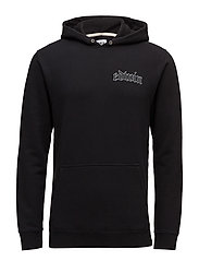 Edwin Best or Nothing Hoodie Sweat - BLACK