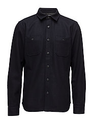 Labour 4 pockets Shirt - NAVY