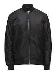 EDWIN Flight jacket - BLACK