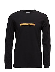 Edwin S.I.T.S Long Sleeve - BLACK