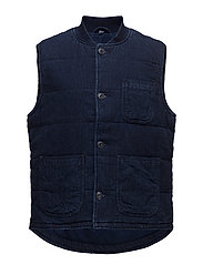 Union Lifesaver Vest - GARMENT WASHED