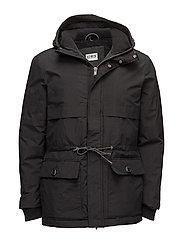 EDWIN Expedition Parka - BLACK
