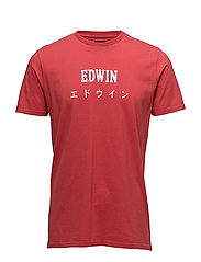 Edwin Japan TS - GARMENT WASHED