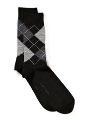 Wool 2 colour argyles - Argyle