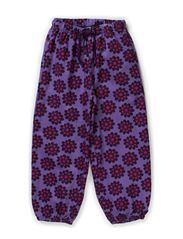 Baby Wale Blossom Pants - Deep Lavender