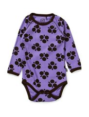Nutty Body l/s - Dahlia Purple