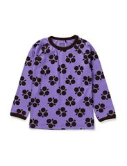 Nutty T-shirt l/s - Dahlia Purple