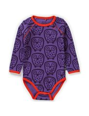 Owl Body l/s - Deep Lavender