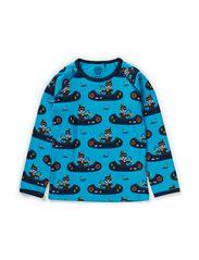 Canoe T-shirt l/s - Malibu Blue