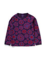 Big Blossom T-shirt l/s - Crown Jewel